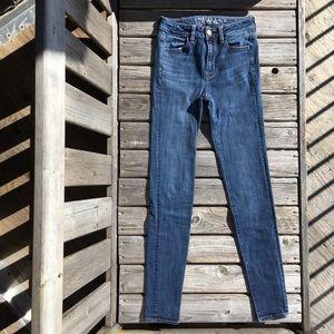 AEO Hi-Rise Jegging Skinny 360 Super Stretch Jeans